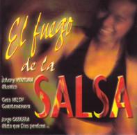 CD - EL FUEGO DE LA SALSA - Musiques Du Monde