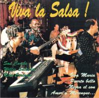 CD - VIVA LA SALSA - Musiques Du Monde