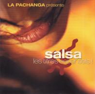 CD - SALSA Les Titres Essentiels - Musiques Du Monde
