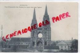 02 - SOISSONS -  VUE D' ENSEMBLE DES RUINES DE SAINT JEAN DES VIGNES - Soissons