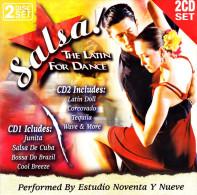 CD - 2CD - SALSA The Latin For Dance - Musiques Du Monde