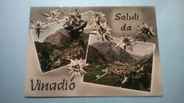 Saluti Da Vinadio - Cuneo