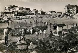 LE CROISIC LA PLAGE DE PORT LIN ET HOTEL DE L'OCEAN - Le Croisic