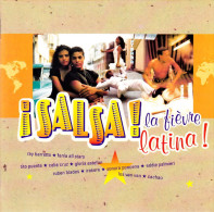 CD - 2CD - SALSA La Fièvre Latina - Musiques Du Monde