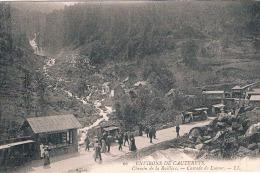 FRANCE C.P.A  65  H .P  CAUTERETS   Chemin De La Raillere - Cauterets