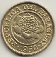@Y@    Paraquay   1 C  1950  Unc    (2754) - Paraguay