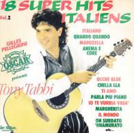 CD - TONY TABBI - Super Hits Italiens - Vol.2 - Musique & Instruments