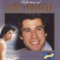 CD - JOHN TRAVOLTA - Reflections Of - Disco, Pop