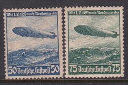 Germany 1936 Hindenburg A MNH - Germany