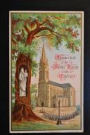 Image Pieuse Chromo Souvenir De Notre Dame Du Chêne - Images Religieuses