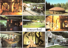 SIERSTHAL 57 - Fort Invincible Du Simserhof - Multivues - EAC134 - W-7 - Zonder Classificatie