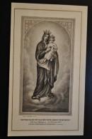 Image Pieuse Notre Dame Du Sacré-Coeur Priez Pour Nous - Prière - Devotion Images