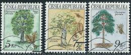 Repubblica Ceca 1993 Usato - Mi.23/5  Yv.22/4 - Repubblica Ceca