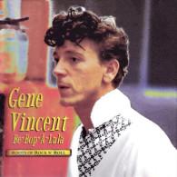 CD - GENE VINCENT Be Bop A Lula - Rock