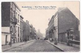 Koekelberg: Rue Van Bergen.