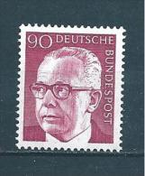 Allemagne Fédérale Timbre De 1970/73   N°515   Neufs - Neufs