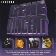 CD - GENE VINCENT - Legends - Rock
