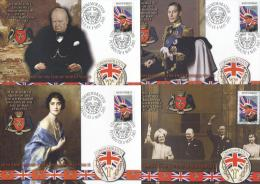 Montserrat - Cover: Maximum Card - Army, War, World War II - Guerre Mondiale (Seconde)