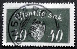 Norway  1933  Minr.18 II   ( O) TØNSBERG 25-3-1936   ( Lot L 825) - Service