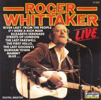 CD - ROGER WHITTAKER - Live - Disco, Pop