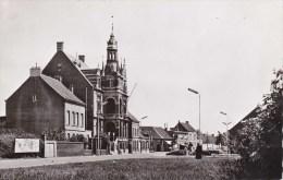 Hemiskem, Het Gemeentehuis (echte Foto) - Hemiksem