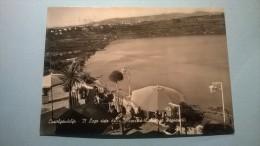 Castelgandolfo - Il Lago Visto Dalla Terrazza Dell' Albergo Pagnanelli - Hotels & Restaurants