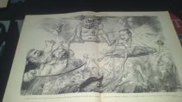 Affiche (dessin) - Les Présidents En Balance.....dessin De Léandre - Posters