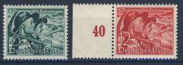 Deutsches Reich Michel No. 684 - 685 ** postfrisch