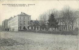 59  Saint Saulve Ecole Superieure De Theologie Vue D'ensemble Coté Est - Wormhout