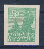 SBZ Mecklenburg Vorpommern Nr. 32 x ** postfrisch