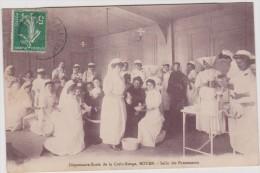 Seine  Maritime :  ROUEN  :  Dispensaire  école  Croix  Rouge , Salle  Des  Pansements - Rouen