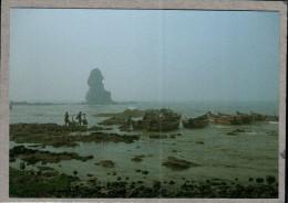 Chine China Postcard, Qingdao, Shandong, Stone Old Man - Chine