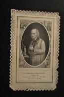 Image Pieuse Saudinos Ritouret  - Canivet Dentelle - Le Vénérable Jean-Marie VIANNEY Curé D'Ars - Très Rare - Imágenes Religiosas