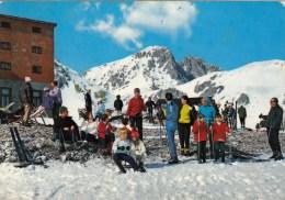 L'Aquila Gran Sasso D'Italia - 1969 - Skieurs - L'Aquila