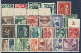 Deutsches Reich Michel No. 660 - 685 ** postfrisch / Jahrgang 1938 komplett