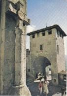 Saint-Marin - La Porte De La Ville - Timbres - San Marino