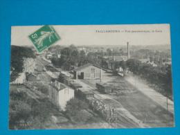 17) Taillebourg - Vue Panoramique - La Gare  ( Train )   - EDIT - - France