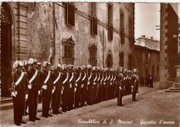 Repubblica Di S.Marino - Guardia D'Onore - Saint-Marin