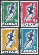 Malawi 1970 Ninth British Commonwealth Games, Edinburgh. MNH Complete Set. SG 351-354 - Malawi (1964-...)