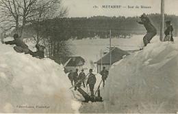 Metabief (25) Saut De Skieur - Autres Communes