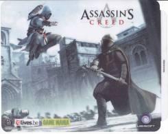 """Tapis De Souris Plastique Collector Jeu Vidéo - """"Assassin's Creed"""" - Merchandising"""
