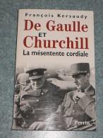 De Gaulle Churchill,la Mésentente Cordiale - French