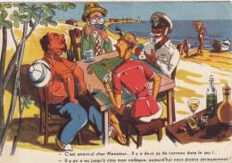 Dessins D'Albert Place - C'est Anormal Cher Monsieur.. Il Y A Deux As De Carreau Dans Le Jeux! Il Y .. - 1959 - Ilustradores & Fotógrafos