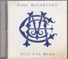 CD - PAUL MAC CARTNEY - Ecce Cor Meum - Disco, Pop