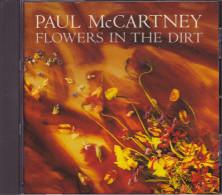 CD - PAUL MAC CARTNEY - Flowers In The Dirt - Disco, Pop