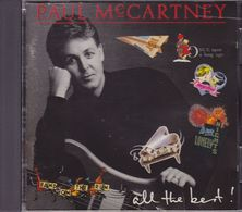 CD - PAUL MAC CARTNEY - All The Best - Disco, Pop