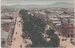 AK -Santiago -  Capital De La Republica  1905 - Chile