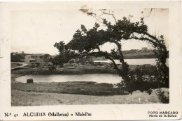 ALCUDIA Mal Pas - Espagne
