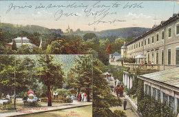 Allemagne - Kassel - Wilhelmshöhe - Grand Hotel - Kassel
