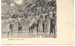 CAMEROUN - KAMERUN  Jesum Leute - Cameroun